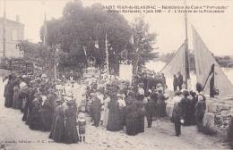 """SAINT JEAN DE BLAIGNAC(33)neuve-bénédiction Du Canot """"pervenche""""1910-n°2 - France"""