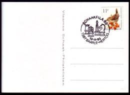 Schaken Schach Chess Ajedrez échecs - Belgie - Baarlr-Hertog 13.11.1993 - Echecs