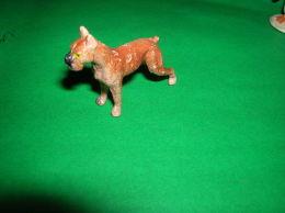 Figurine De Chien : BOXER - Dogs