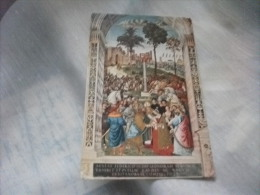 SIENA libreria del duomo pinturicchio  etnea piccolomini presenta eleonora di portogallo a federigo III