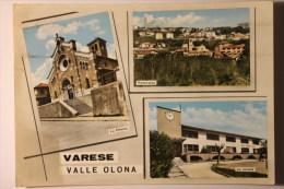 VALLE OLONA (VA) - VEDUTINE - F/G - V - Varese