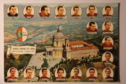 I GLORIOSI CAMPIONI DEL TORINO - F/G - V: 1974 - Calcio