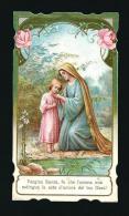 MARIA, MADRE DI GESU' - Mm. 66X118 - E - PR - LIBERTY - Religione & Esoterismo