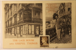 ENRICO CARUSO: THE LACE HOUSE AND USEFUL THINGS  - SORRENTO - F/P -  E - V - Chanteurs & Musiciens