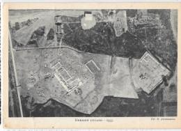 AVIAZIONE TEMATICA CARTOLINA HERAION LUCANO 1937 RIPRESA AEREA DA FOT.R.AEREONAUTICA - Aviazione
