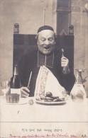 M.le Cure Fait Bonne Chere,S3 . - Postcards