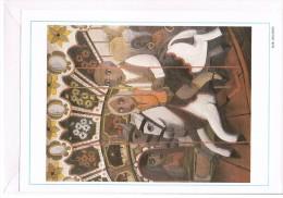 Postogram 87/031 Rob Delange / Le Carousel - Enfance & Jeunesse