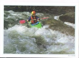 Postogram 92/058 Kayak - Rafting