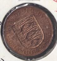 STATES OF JERSEY 1/12 SHILLING 1947 KM# 18 George VI - Jersey