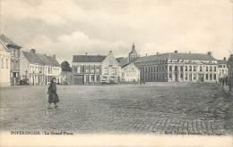 Poperinge - La Grand'Place