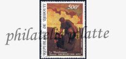-Djibouti PA 133**Peinture,Daumier - Djibouti (1977-...)