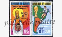 -Djibouti PA 121/22**Football - Djibouti (1977-...)
