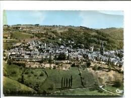CP - DONZENAC (19) VUE GENERALE AERIENNE - Autres Communes