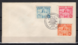 Japanese Occupation Scarce FDC Independence 1944 (f13) - Philippines