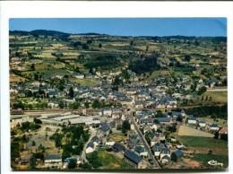 CP - ALLASAC (19) VUE GENERALE AERIENNE - Autres Communes