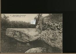 FRANCE  -  SAINT QUAY  PORTRIEUX  -  DOLMEN - Géologie