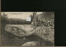 FRANCE  -  SAINT QUAY  PORTRIEUX  -  DOLMEN - Geology