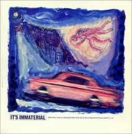 """* 12"""" EP *  IT'S IMMATERIAL - DRIVING AWAY FROM HOME (Europe 1986 EX!!!) - 45 Toeren - Maxi-Single"""