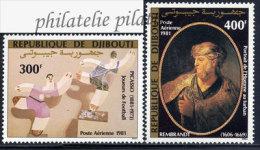 -Djibouti PA 153/54** - Djibouti (1977-...)