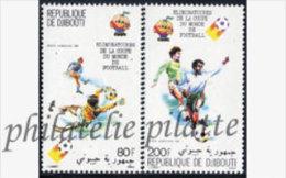 -Djibouti PA 147/48** - Djibouti (1977-...)