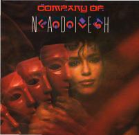 * LP *  NADIEH - COMPANY OF FOOLS (Holland 1981 EX-!!!) - Rock