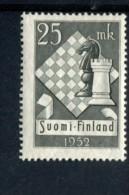 finland POSTFRIS MINT NEVER HINGED POSTFRISCH EINWANDFREI  YVERT 395