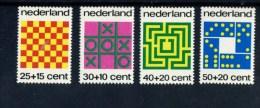 nederland POSTFRIS MINT NEVER HINGED POSTFRISCH EINWANDFREI  YVERT 990 991 992 993