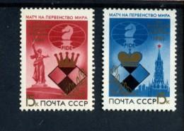 rusland POSTFRIS MINT NEVER HINGED POSTFRISCH EINWANDFREI  YVERT 5145 5146
