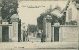 78 PLAISIR / Les Petits Prés, Entrée De L'Asile / - Plaisir