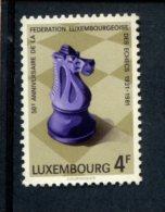 276579778 LUXEMBURG  POSTFRIS MINT NEVER HINGED POSTFRISCH EINWANDFREI  YVERT 983