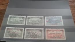 LOT 223630 TIMBRE DE COLONIE ALAOUITES NEUF* N�35 A 40 VALEUR 90 EUROS