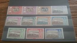 LOT 223689 TIMBRE DE COLONIE OUBANGUI NEUF* N�12 A 22 VALEUR 60 EUROS