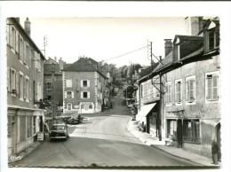 CP - DONZENAC (19) ROUTE DE PARIS - Autres Communes