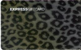TARJETA DE REGALO DE EXPRESS GIFTCARD (GIFT CARD-CADEAU) - Tarjetas De Regalo