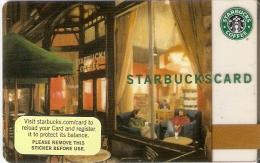 TARJETA DE REGALO DE STARBUCKS (GIFT CARD-CADEAU) - Tarjetas De Regalo