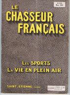 ST ETIENNE   LE CHASSEUR FRANCAIS  N 516  MARS 1933 DANS SON JUS - Sport
