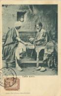 B78-Cartolina D´epoca 1903 Caffè Arabo - Original Vintage Postcard 1903 Arabic Coffee - Cartoline