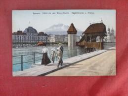 Switzerland > LU Lucerne --   Ref 1510 - LU Lucerne