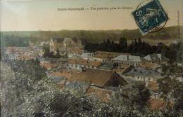 Vue Générale Prise Du Chateau - Sainte-Menehould