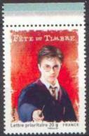 France Philatélie N° 4024 A ** Journée Du Timbre 2007 Harry POTTER - Timbre Du Carnet - Tag Der Briefmarke