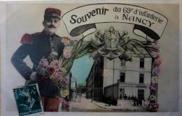Souvenir Du 69e D´infanterie à Nancy - Nancy