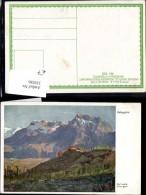 339286,Künstler Ak Karl Ludwig Prinz WW1 Valsugana Landschaft Pub Kriegsfürsorge 420 - Guerre 1914-18