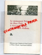 87 - AIXE SUR VIENNE - LE MONUMENT DELPASTRE PAR JAN DAU MELHAU- 2001 - Limousin