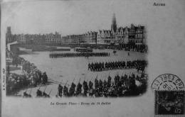 La Grande Place, Revue Du 14 Juillet - Arras