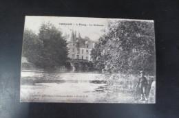 Tredion  L´étang Le Chateau - Autres Communes