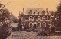 CPA 76 @ BLANGY Sur BRESLE @ Le Manoir De Penthièvre @ Construit En 1636 Avec Son Moulin à Eau @ Filature De 1820 à 1840 - Blangy-sur-Bresle