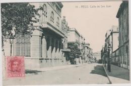 Espagne : REUS  :  Calle  De  San  Juan - Espagne