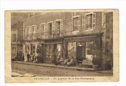 Quartier De La Rue Champagny - Charolles