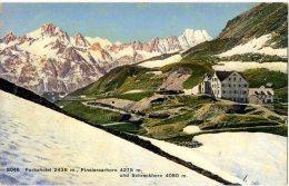 SUISSE  -  BERNE  -  FURKAHOTEL - BE Berne
