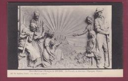 58 - 190914 - NEVERS - Nouvelle CAISSE D'EPARGNE - Le Travail, Sa Direction, L'Epargne, L'Avenir - Banque - Nevers